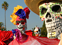 Day of the Dead in Mexico?