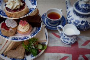 Seniors Cultural Travel - part of the culture of England, High Tea