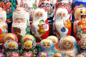 cultural immersion travel - Folk Art - Russia
