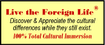 cultural travel immersion - Live the Foreign Life
