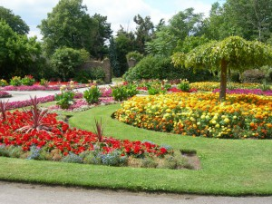 Seniors Cultural Travel - magnificent gardens in England