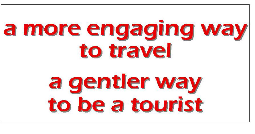 cultural immersion travel - more engaging