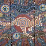 Contemporary Aboriginal Art - Australia.