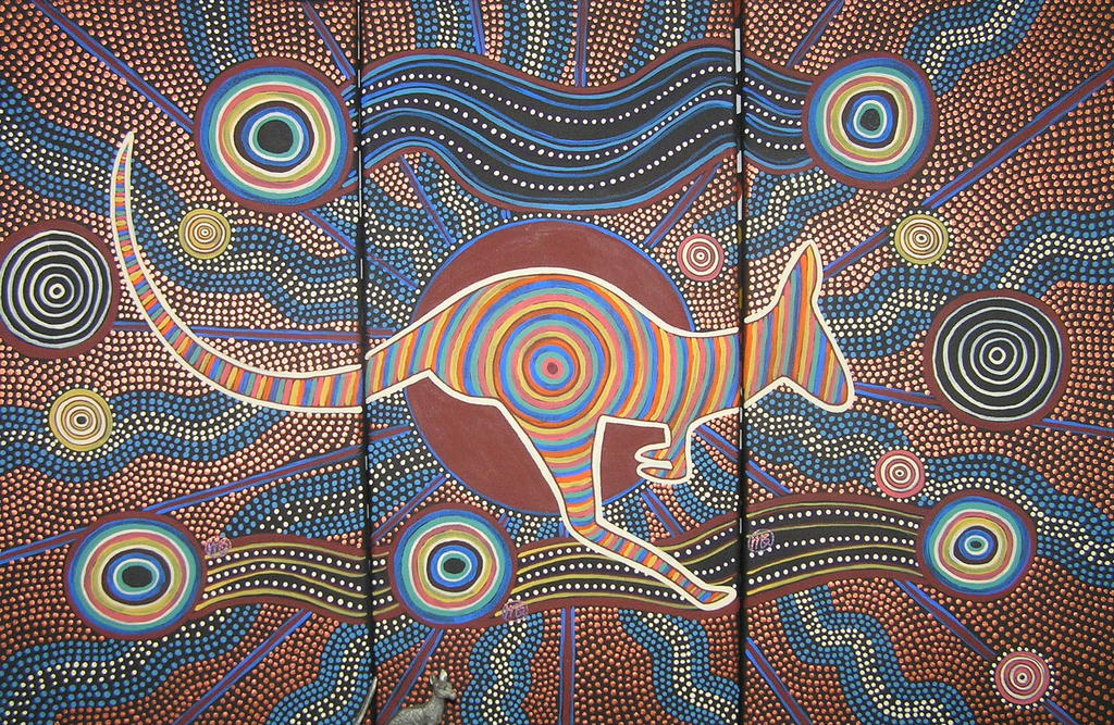 21 best images about Aborigonal Art on Pinterest | Different types ...